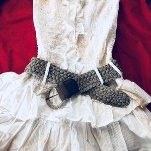 Dresses & Skirts - White Spring Flowy Dress